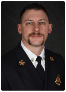 photo of Fire Chief Michael Lanning