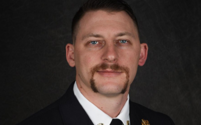 Michael Lanning promoted to Fire Chief in Spencer
