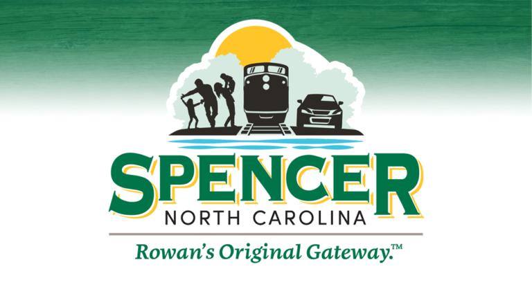 Town of Spencer, North Carolina logo
